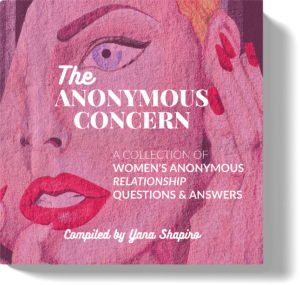 Book Design by Inga Brel for The Anonymous Concern
